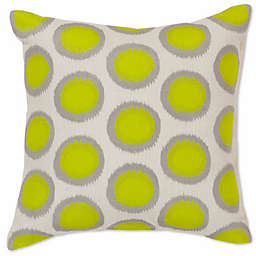 Style Statements by Surya Altamura Square Throw Pillow