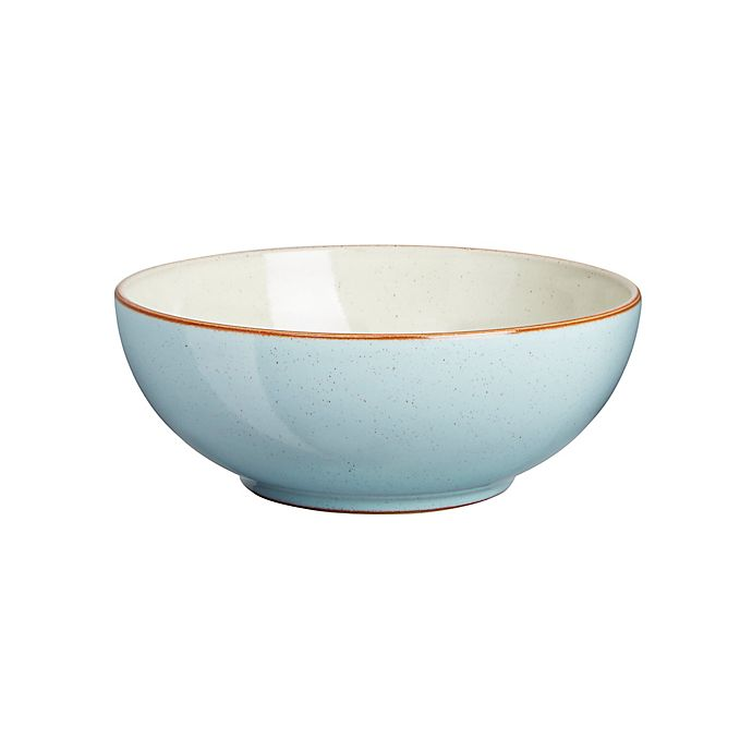 Alternate image 1 for Denby Heritage Pavilion Soup Bowl in Blue