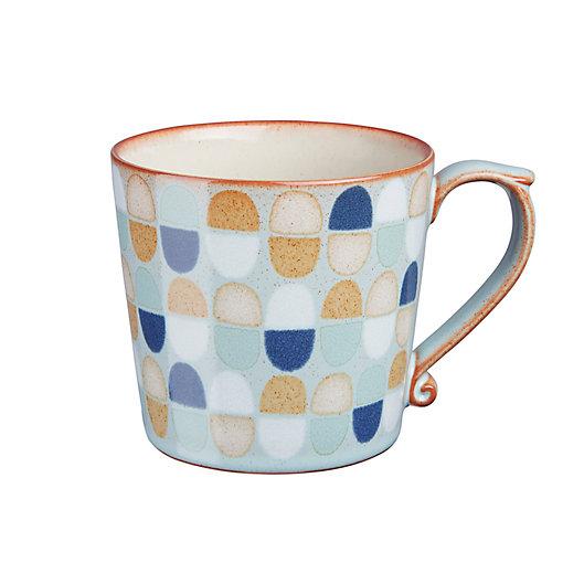 Alternate image 1 for Denby Heritage Pavilion Accent Mug in Blue
