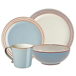 Denby Heritage Terrace Dinnerware Collection in Grey