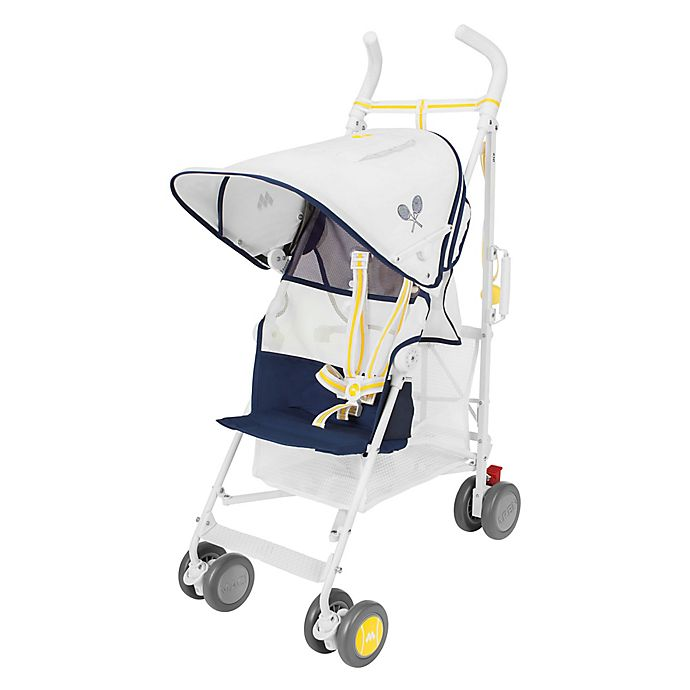 Alternate image 1 for Maclaren® Ace Stroller in White