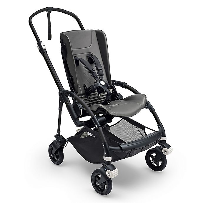 Bugaboo Bee5 Stroller Base in Black | buybuy BABY