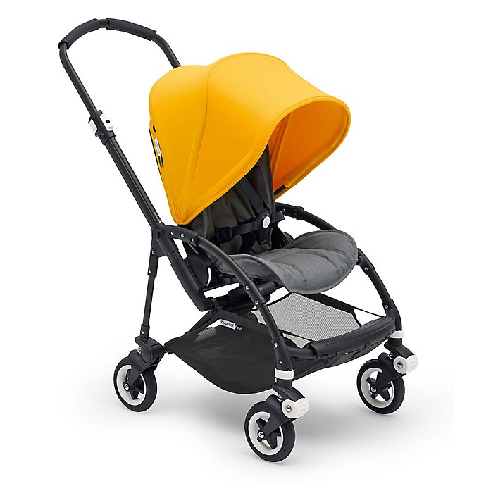 Alternate image 1 for Bugaboo Bee5 Complete Stroller in Sunrise Yellow