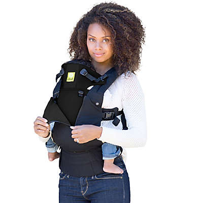 lillebaby® COMPLETE™ ALL SEASONS Baby Carrier in Black