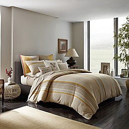 ED Ellen DeGeneres Toluca Duvet Cover in Light Brown