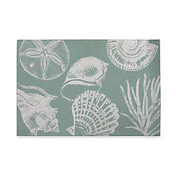 Elrene Home Shell Season Placemat