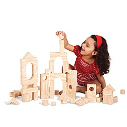 Edushape® Wood-Like Soft Blocks