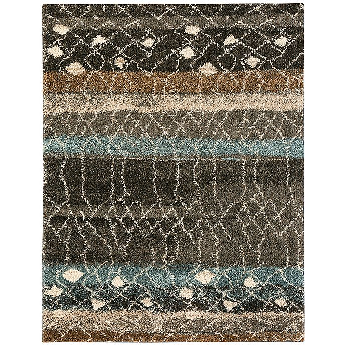 Alternate image 1 for Mohawk Home® Huxley Adobe 8-Foot x 10-Foot Multicolor Area Rug