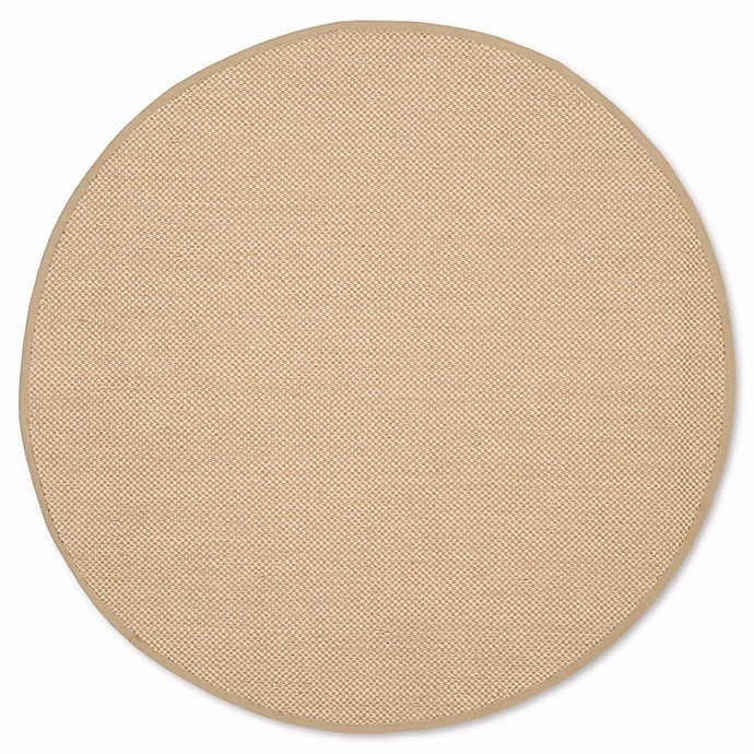 Buy Safavieh Natural Fiber Willow 6 Foot Round Area Rug In