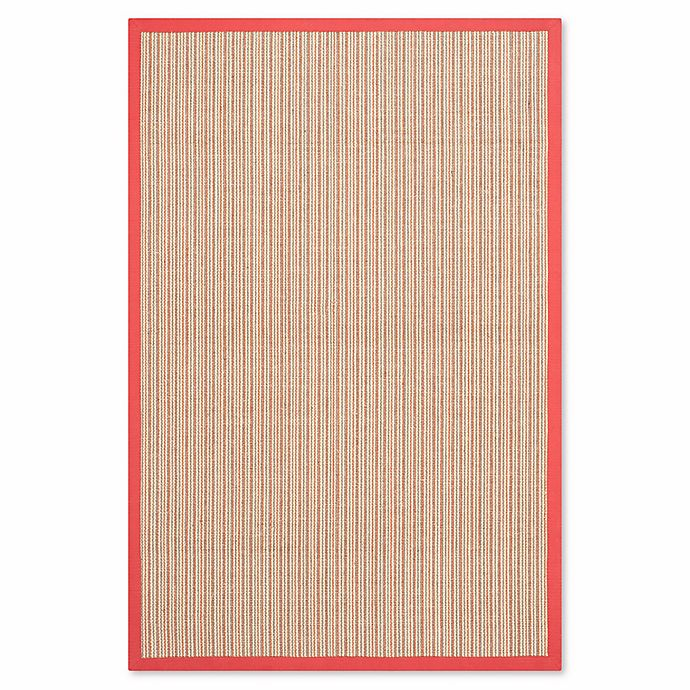 Alternate image 1 for Safavieh Natural Fiber Courtney 3-Foot x 5-Foot Area Rug in Rust
