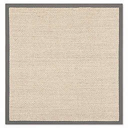 Safavieh Natural Fiber Madison 4' Square Area Rug