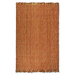 Safavieh Natural Fiber Skylar Rug in Rust