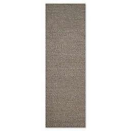 Safavieh Natural Fiber Penelope 2-Foot 6-Inch x 10-Foot Runner in Grey