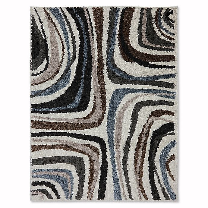 Alternate image 1 for Mohawk Home Huxley Salem 6-Foot 6-Inch x 10-Foot Area Rug in Ivory