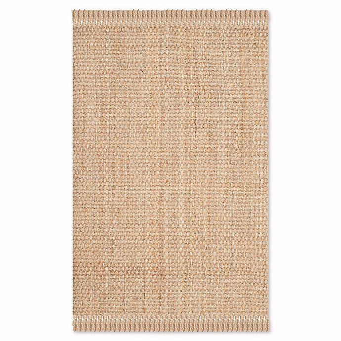 Alternate image 1 for Safavieh Natural Fiber Monique 5-Foot x 8-Foot Area Rug in Natural