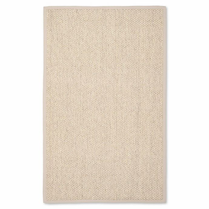 Alternate image 1 for Safavieh Natural Fiber Shannon 6-Foot x 9-Foot Area Rug in Marble