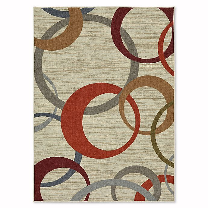 Alternate image 1 for Mohawk Home Soho Picturale Rug in Rainbow