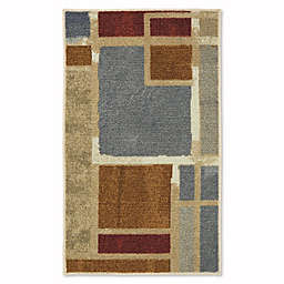 Mohawk Home Soho Regnar 1-Foot 6-Inch x 2-Foot 6-Inch Multicolor Accent Rug