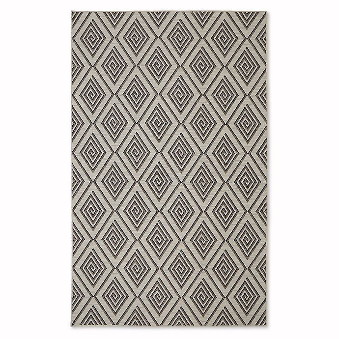 Alternate image 1 for Mohawk Home Soho Taza 7-Foot 6-Inch x 10-Foot Area Rug in Neutral