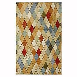 Mohawk Home® Strata Argyle Multicolor Area Rug