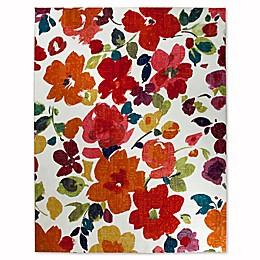 Mohawk Home® Strata Bright Floral Toss Multicolor Area Rug