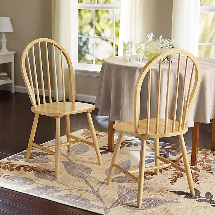 Windsor Dining Chairs Set Of 2