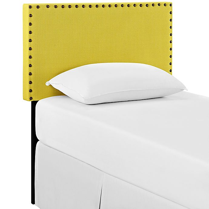 Alternate image 1 for Modway Phoebe Twin Headboard in Sunny