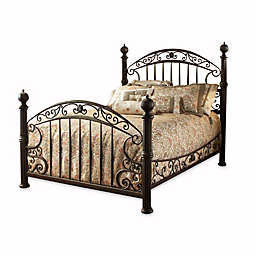Hillsdale Chesapeake King Bed Set with Rails