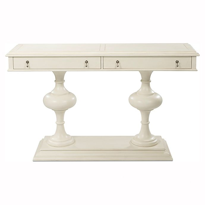 Bassett Coupon: Bassett Mirror Company Avery 2-Drawer Hall Console