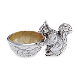 Julia Knight® Luxe Lodge Squirrel 3-Inch Bowl in Toffee