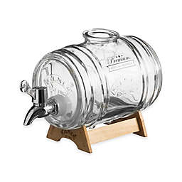 Kilner® 0.3-Gallon Glass Keg Liquor Dispenser