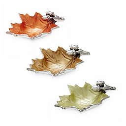 Julia Knight® Luxe Lodge Oak Leaf Petite Bowl