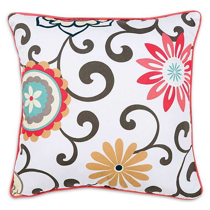 Alternate image 1 for Waverly® Baby by Trend Lab® Pom Pom Play Decorative Pillow
