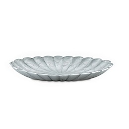 Julia Knight® Peony 16-Inch Oval Bowl in Snow
