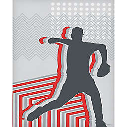 GreenBox Art Baseball Wheatpaste Poster Wall Art