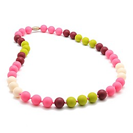 chewbeads® Bleecker Necklace in Pink