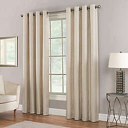 Waterfall Grommet Top Window Curtain Panel