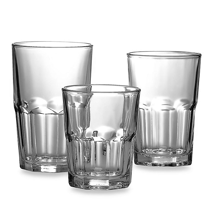 Alternate image 1 for Libbey® Stonehenge 30-Piece Glassware Set
