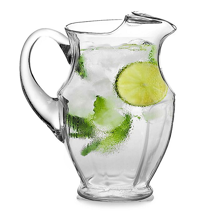 Alternate image 1 for Dailyware™ Gibraltar 87.8-Ounce Glass Pitcher