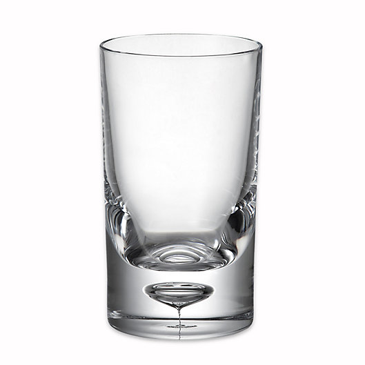 Alternate image 1 for Bubble Bottom Double Old Fashioned Glass in Clear