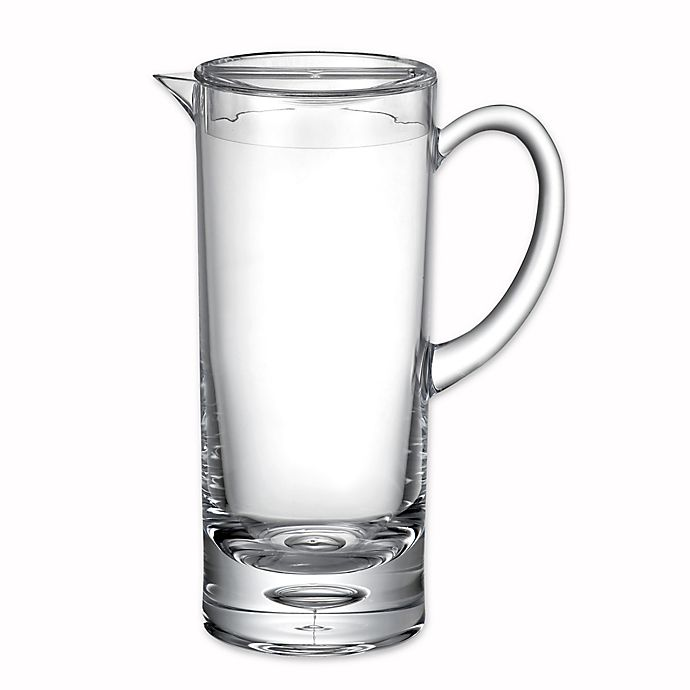 Alternate image 1 for Bubble Bottom Pitcher in Clear