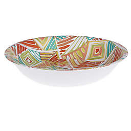 SW Geo Serving Bowl