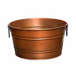 Copper Beverage Tub