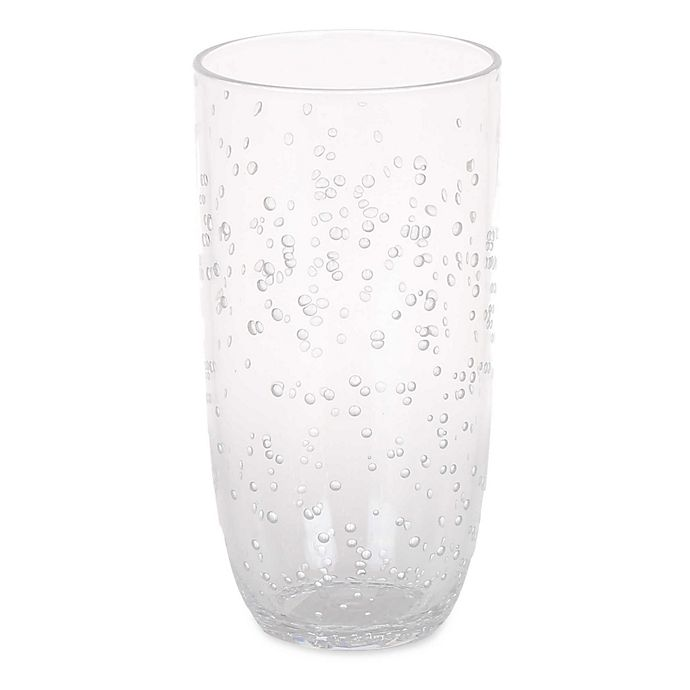 Alternate image 1 for Bubbles Jumbo Highball Glass