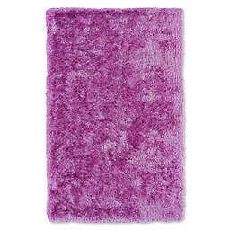 Kaleen Posh Posh 9-Foot x 12-Foot Shag Area Rug in Lilac