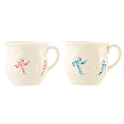 Belleek Bunny Baby Cup