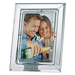 Galway Crystal Occasions 5-Inch x 7-Inch Clear Picture Frame