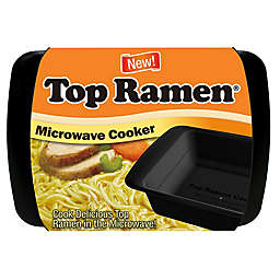 Top Ramen Microwaveable Cooker in Black