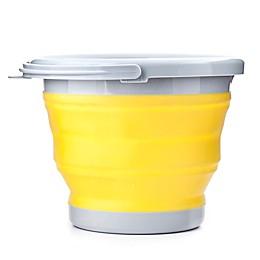 Kikkerland® 5-Liter Collapsible Bucket