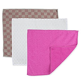 Casabella Microfiber Cleaning Cloths (Set of 2)